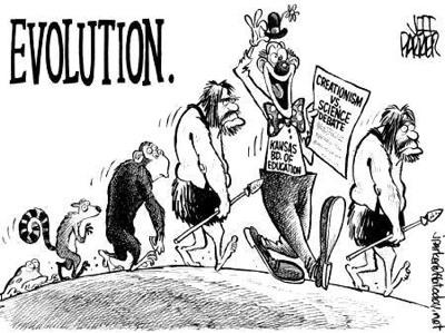 Kansas-Evolution