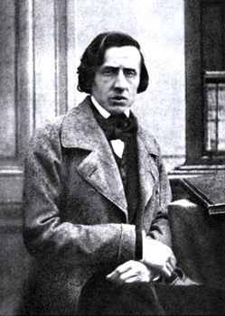 Image-Frederic Chopin Photo Downsampled