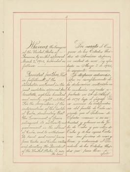Platt Amendment Page 1
