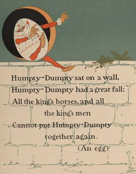Humpty Dumpty 1 - Ww Denslow - Project Gutenberg Etext 18546