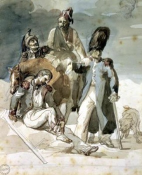 Episode-From-Napoleon-S-Retreat-From-Russia-In-1812-Theodore-Gericault-302617