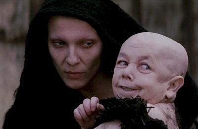 Satan And Demon Baby