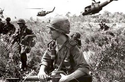The u s involvement in the vietnam