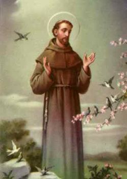 Artcities Stfrancis Of Assisi