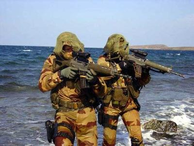 Commandos Marinha Francesa