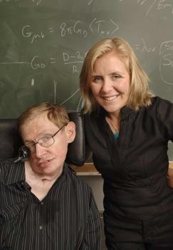 Lucy Stephen Hawking