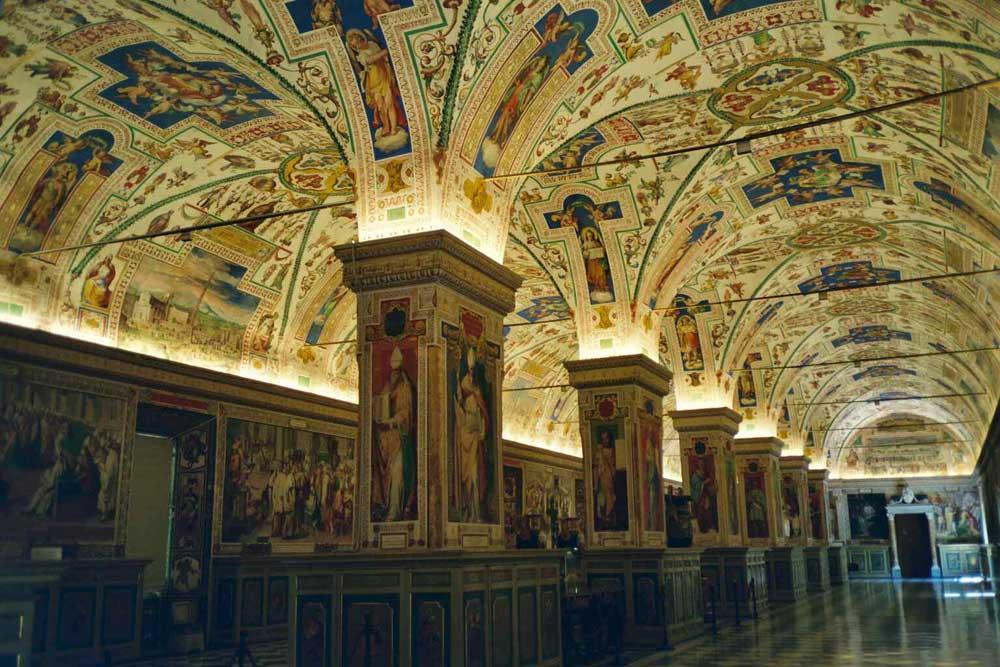 Vatican sicret argaivas