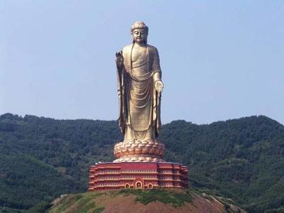 Spring-Temple-Buddha-China