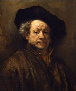 Rembrandt-Self-Portrait-1660