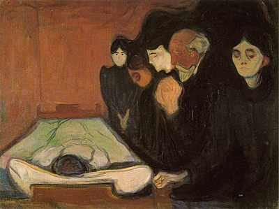 By The Deathbed