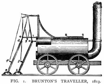 Bruntons Traveller
