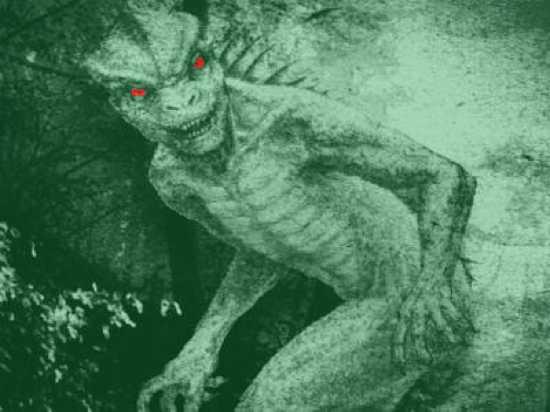 Lizard-Man