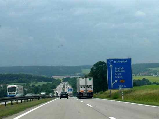 Old Autobahn De