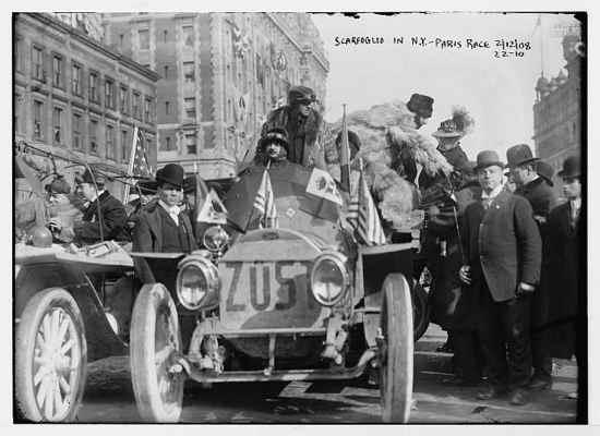 10088-New-York---Paris-Race--Scarfoglio--New-York