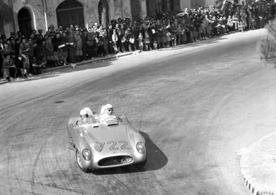 Mille Miglia 1955 Stirling Moss