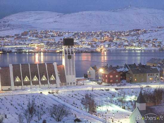 Time Machine-August13-Norway Winter Wallpaper-395109-1281697835