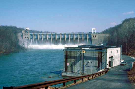 Usace Conemaugh River Lake Dam