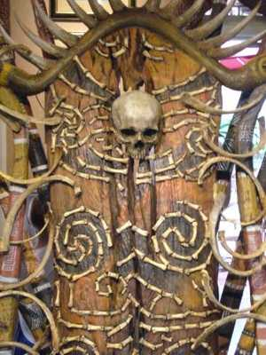 Cannibal Chiefs Chair 2