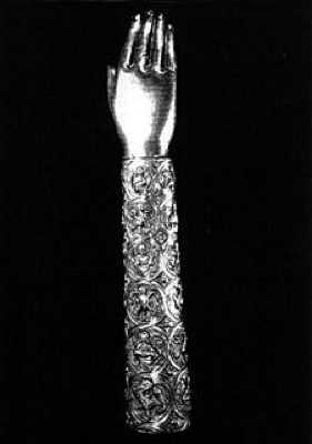 Magdalen-Arm-Reliquary
