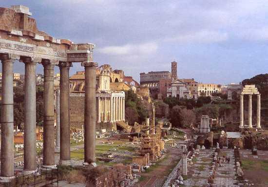 Via-Sacra-Roman-Forum