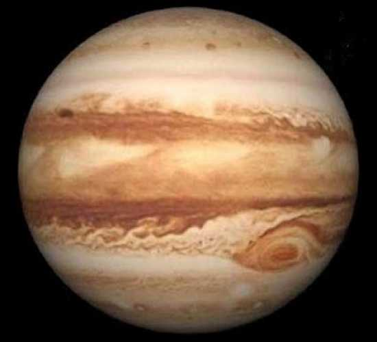 Real Pictures Of Jupiter The Planet 10 Immense Thin...