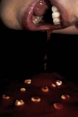 Teeth Nightmare By Jacquijax