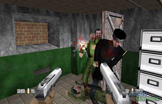 Goldeneye 007 Game Still