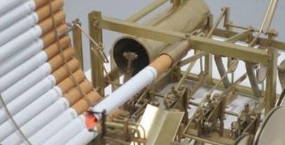 Automatic-Smoking-Machine