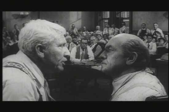 Inherit The Wind Trailer 286 29 Spencer Tracy Fredric March M
