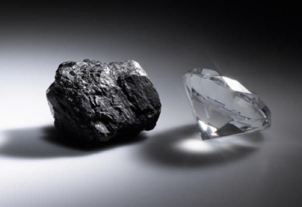 Diamonds and Coal