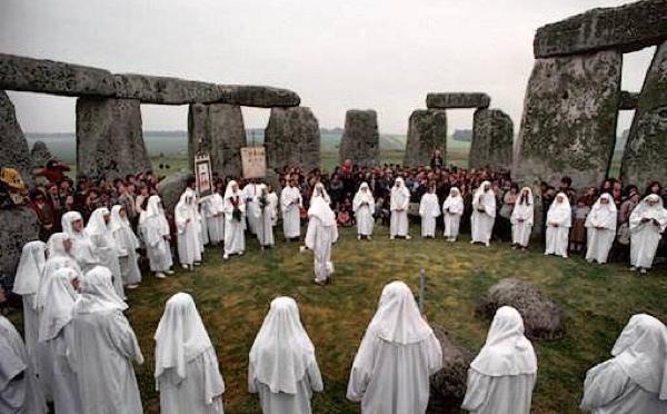 Druids Stonehenge