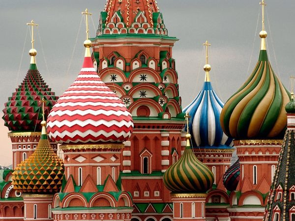 Russia St Basils