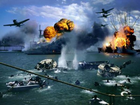 Pearl-Harbor-Attack