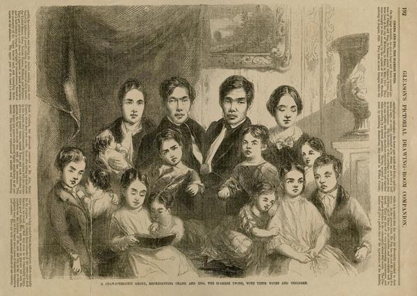 Chang Eng Family