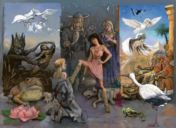 Marshking Mural