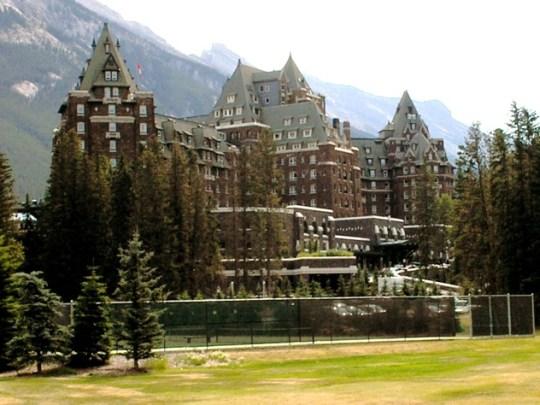 Banff Springs Hotel1