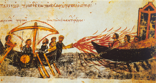 Greek-Fire