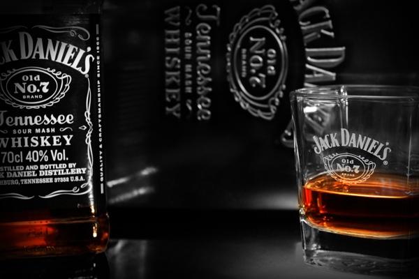 Jack Daniel  S Old No 7 Wallpaper By Jr Dept-D4Is6X0