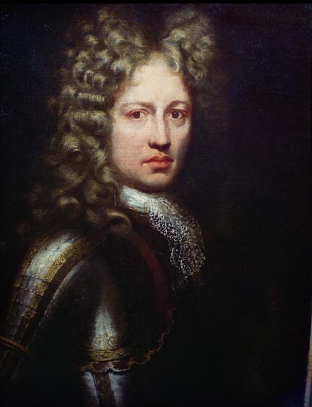 Patrick Sarsfield, Earl Of Lucan