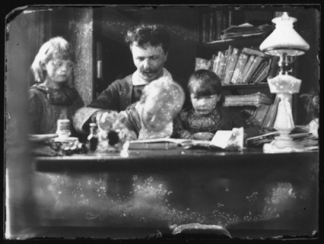 Strindberg-And-His-Children