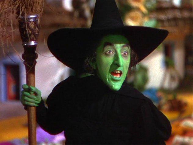 Wizard Of Oz 0456 Wicked Witch