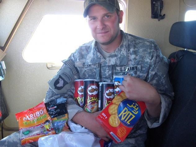 Soldier Food
