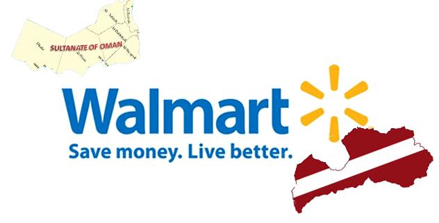 Walmart is Huge