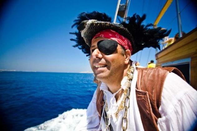 Pirate-At-Sea