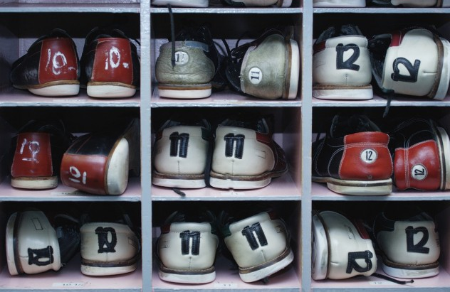 Bowling Shoes for Rent