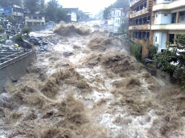 Massive Floods