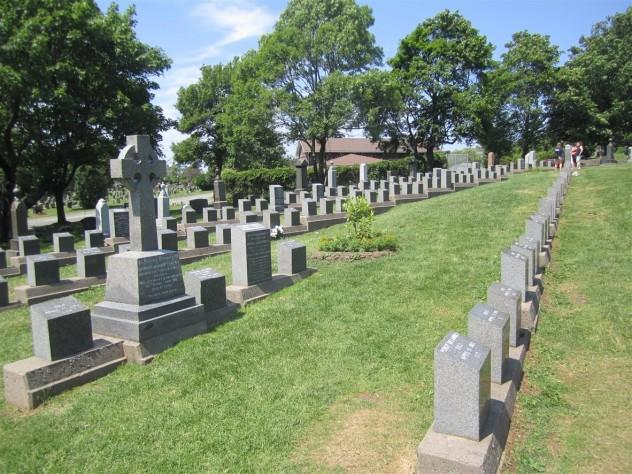 Titanic Cemetery