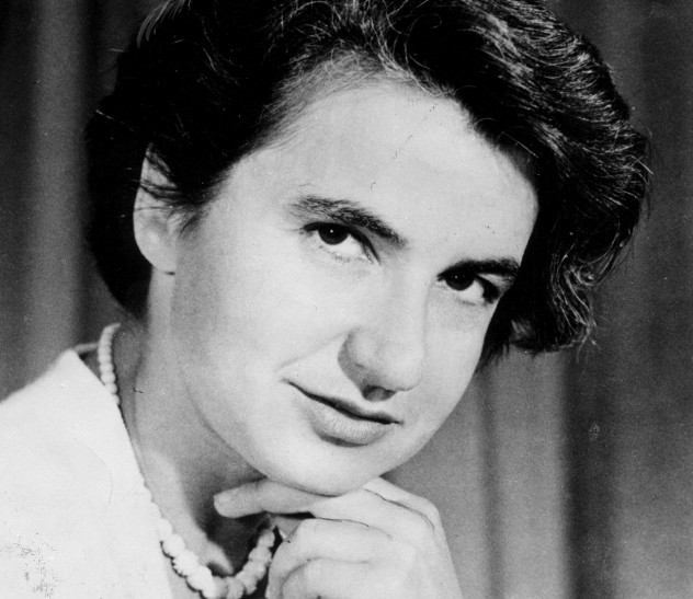 franklin rosalind 1920 1958 essay Rosalind franklin (1920- 1958) by  in 1953, we all published papers based on my x-ray data in the same  rosalind tags: women scientists, women's history in science, gender and science, chemistry, women in physics blog category: artist in residence submitted 2 years 6 months ago by joerg.