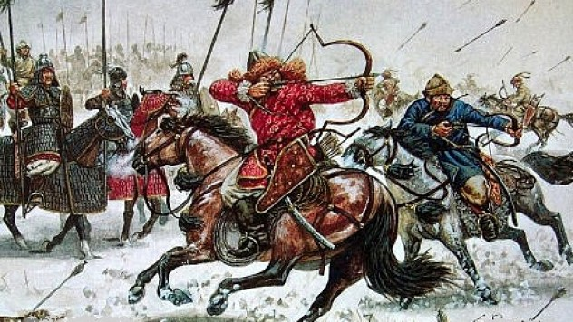 Image result for mongolian warrior