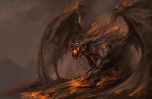 10- dragon